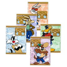 TOP 200 - Zošit A5 32 strán Looney Tunes linkovaný vrátane obalu - mix