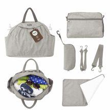 TOTS - Prebaľovacia taška Chic, beige melange