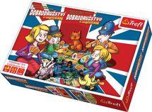 TREFL - Dobrodružstvo s angličtinou Kolekcia vzdelávacích hier