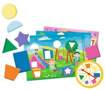 TREFL - Edukačná hra Malý objaviteľ Farby a tvary