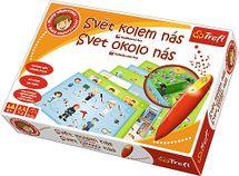 TREFL - Edukačná hra Malý objaviteľ Svet okolo nás