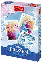 TREFL - Karty Čierny Peter - Ľadové Kráľovstvo