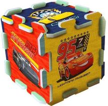 TREFL - penové puzzle Cars 3