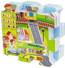 TREFL - penové puzzle Mesto