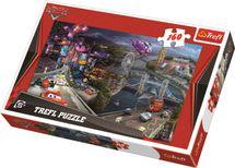 TREFL - Puzzle Cars 160, výrobca Trefl.