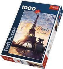 TREFL - Puzzle Paríž za svitania.