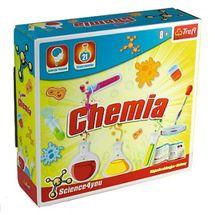 TREFL - Science 4 U - Chemické laboratórium