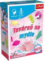 TREFL - Science 4 U - Výroba mydla malý box
