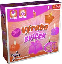 TREFL - Science 4 U - Výroba sviečok