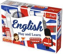 TREFL - Spoločenská hra Angličtina: Hraj a uč sa