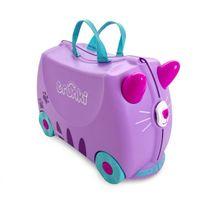 TRUNKI - Cestovný kufrík TRUNKI - Mačička Cassey