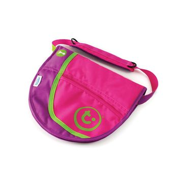 TRUNKI - Taška Saddle bag - Ružová