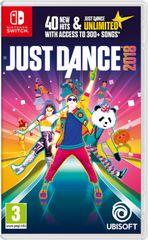 UBISOFT - SWITCH Just Dance 2018