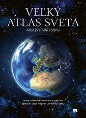 Veľký atlas sveta, 2. vydanie - Kolektív