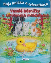 Veselé básničky o zatúlaných mláďatkách - Sibyla Mislovičová