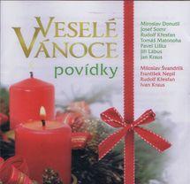 Veselé Vánoce - povídky - CD - Kolektív