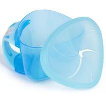 VITAL BABY - Detská miska Snackbox, modrá
