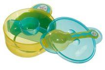 VITAL BABY - Detský prvý set - zeleno-žltý