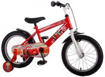 "VOLARE - Detský bicykel , Cars ® 16"" , Red"
