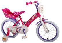 "VOLARE - Detský bicykel , Disney Minnie Bow-Tique 16 """