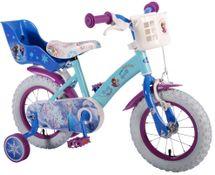 "VOLARE - Detský bicykel , Frozen 12 "" Banana, Blue"