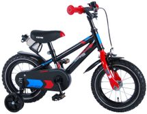 """VOLARE - Detský bicykel pre chlapcov, Blade ,,12"""" - čierny"""