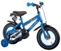 """VOLARE - Detský bicykel pre chlapcov , Yipeeh Super Blue ,,12"""" - modrý"""
