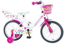 """VOLARE - Detský bicykel pre dievčatá, Ashley ,,16"""" - ružový"""