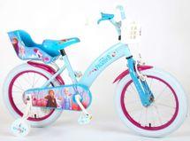 VOLARE - Detský bicykel pre dievčatá FROZEN II - modrý-ružový, 16