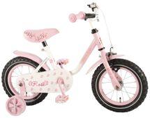 """VOLARE - Detský bicykel pre dievčatá, Rose ,,12"""" - ružový"""