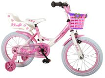 """VOLARE - Detský bicykel pre dievčatá, Rose ,,16"""" - ružový"""