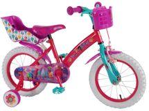 "VOLARE - Detský bicykel , Trolls 16"" , Pink"