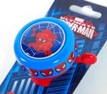 VOLARE - Detský zvonček na bicykel - Spider Man