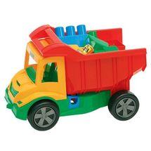 WADER - auto multi truck s kockami