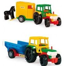 WADER - Traktor s vlečkou alebo prívesom na kone