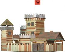 WALACHIA - Drevená stavebnica Hrad