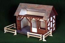 WALACHIA - Drevená stavebnica Stajňa