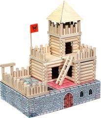 WALACHIA - Drevená stavebnica VARIO FORT