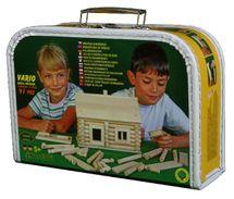 WALACHIA - Drevená stavebnica Vario kufrík