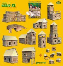 WALACHIA - Drevená stavebnica VARIO XL 184 dielov