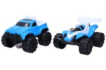 WIKY - Auto do piesku 22cm - Jeep