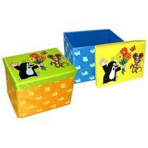 WIKY - Box na hračky Krtko