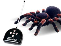 WIKY - Hrozivá tarantula 22 cm, RC