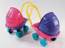 WIKY - Kočík plastový hlboký