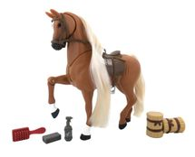 WIKY - Kôň set 18cm na batérie