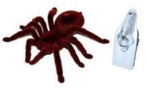 WIKY - Pavúk 15cm RC - svetelné efekty