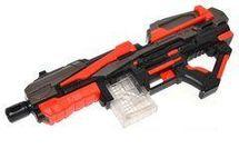 WIKY - Puška 54cm a 10 penových nábojov