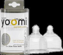 YOOMI - cumeľ s pomalým prietokom 2ks