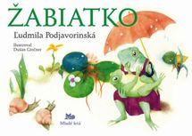 27141f774 Žabiatko, 10. vydanie - Ľudmila Podjavorinská ...