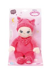 ZAPF - Baby Annabell Newborn Soft